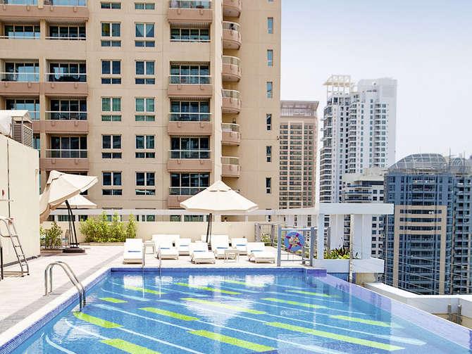 Marina Byblos Hotel Dubai