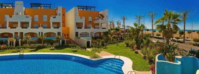 Appartementen Paraiso Playa Vera Playa