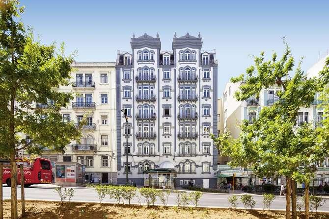 Hotel Expo Astoria Lissabon