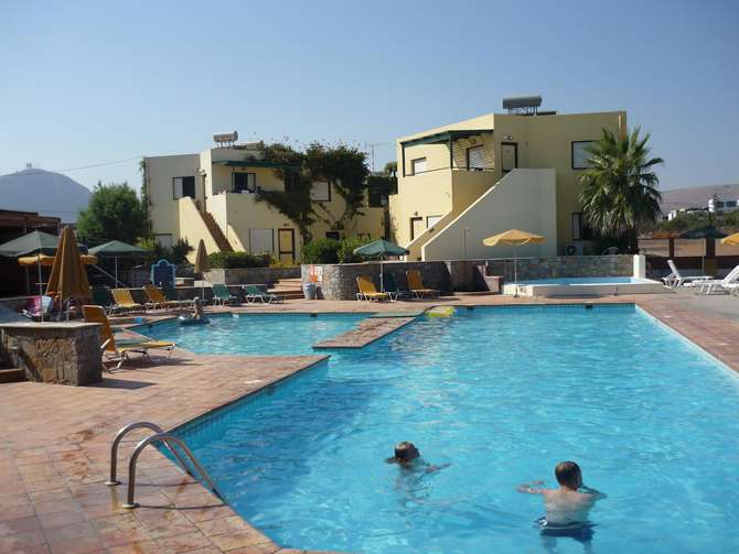 Kaissa Beach Hotel Gouves