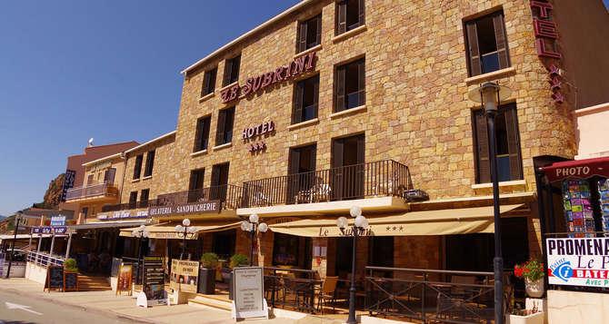 Hotel Le Subrini Porto