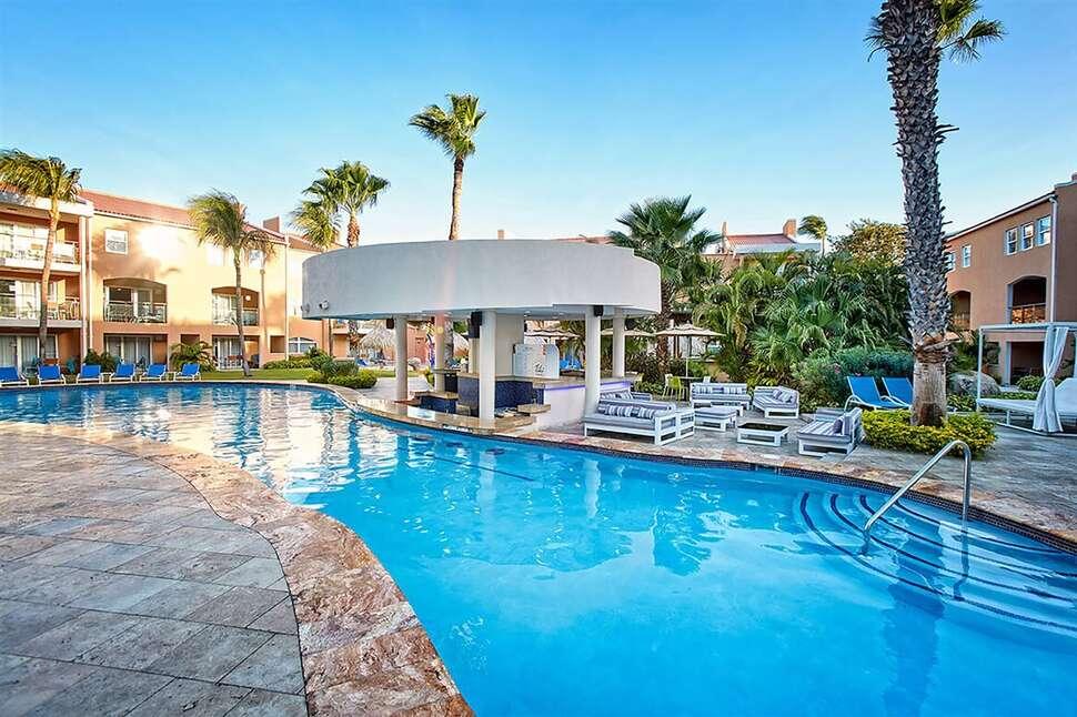 Divi Dutch Village Beach Resort, 9 dagen