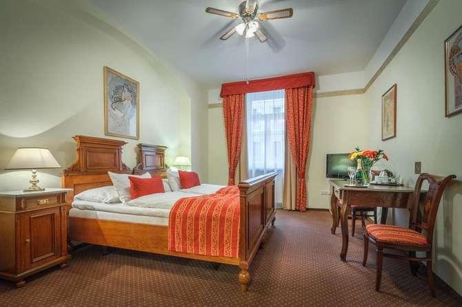 Hotel Mucha Praag