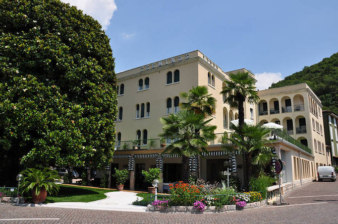Hotel Terminus Garda