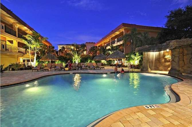 Coconut Cove All-Suite Resort Clearwater Beach