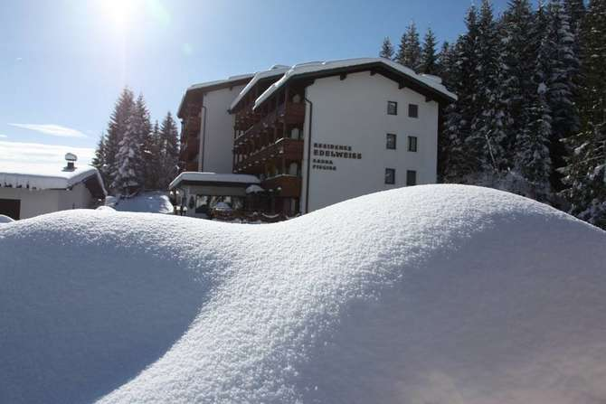 Residence Edelweiss San Martino di Castrozza