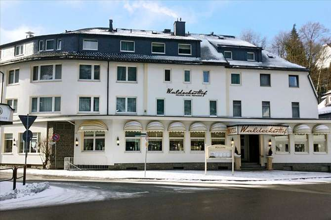 Hotel Waldeckerhof Willingen