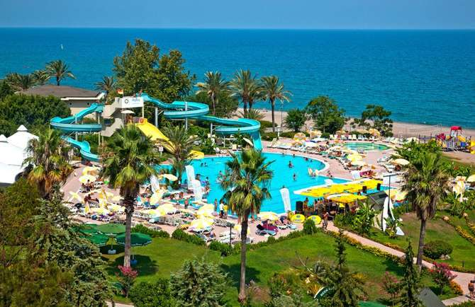 Mirage Park Resort Göynük