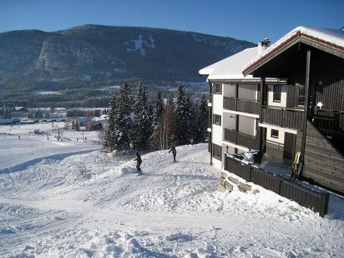 Alpin Appartementen Solsiden Øyer (Hafjell)