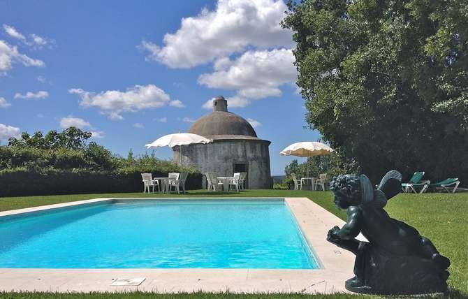 Conimbriga  Hotel do Paco Coimbra