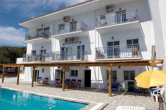 Appartementen Nikos Place Pythagorion