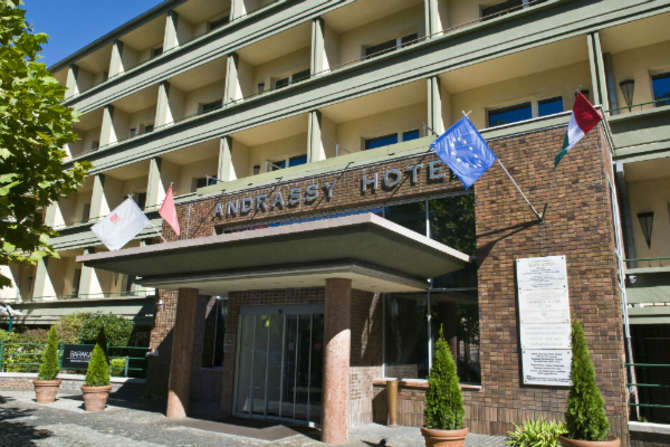 MaMaison Hotel Andrassy Boedapest