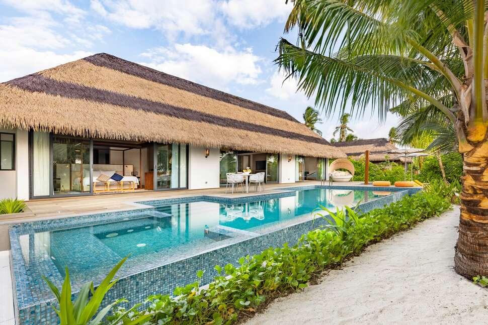 Pullman Maldives Maamutaa Resort, 6 dagen
