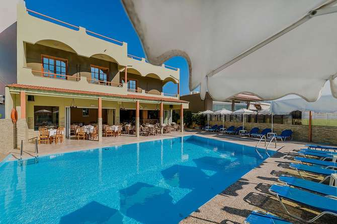 Esmeralda Hotel Trianda (Ialyssos)