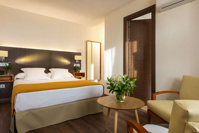 Hotel de Francia y Paris Cádiz