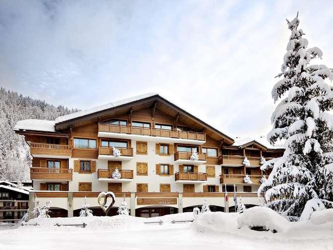 Hotel Au Coeur Du Village La Clusaz