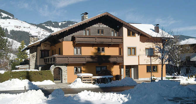 Pension Sporer Westendorf