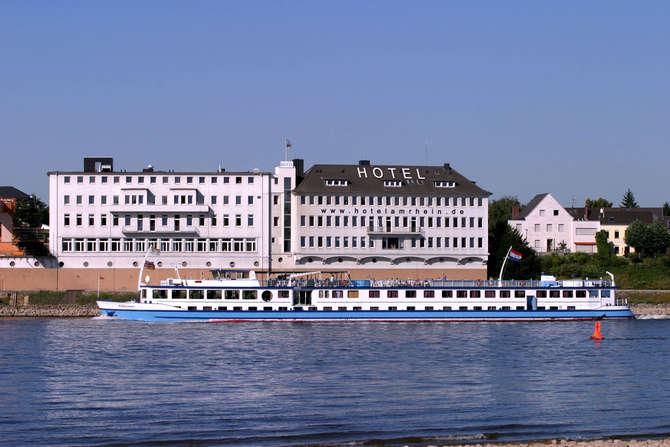 Hotel am Rhein Wesseling