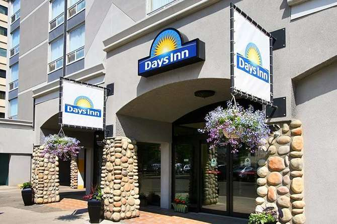 Days Inn Downtown Edmonton Edmonton