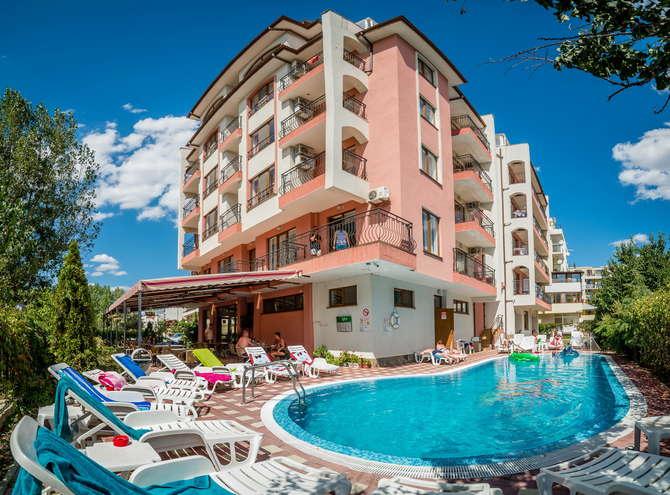 Step Hotel Sunny Beach
