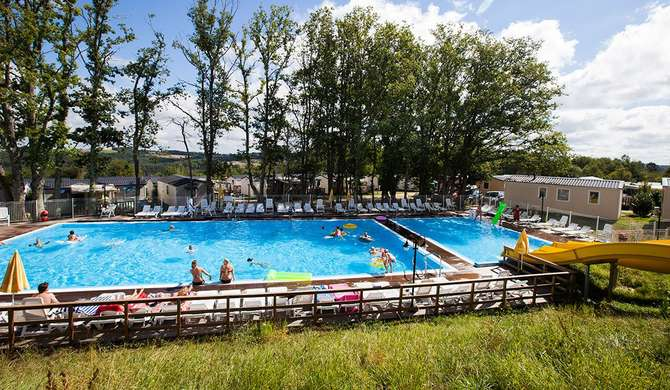 Camping Le Grand Dague Atur