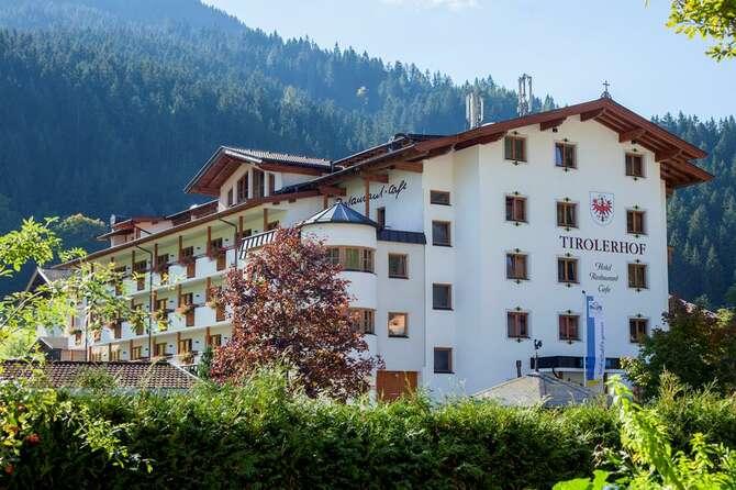 Landhotel Tirolerhof Oberau