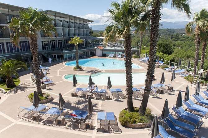 Residence Baie Des Anges Antibes