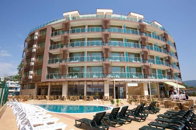 Seabreeze Hotel Sunny Beach