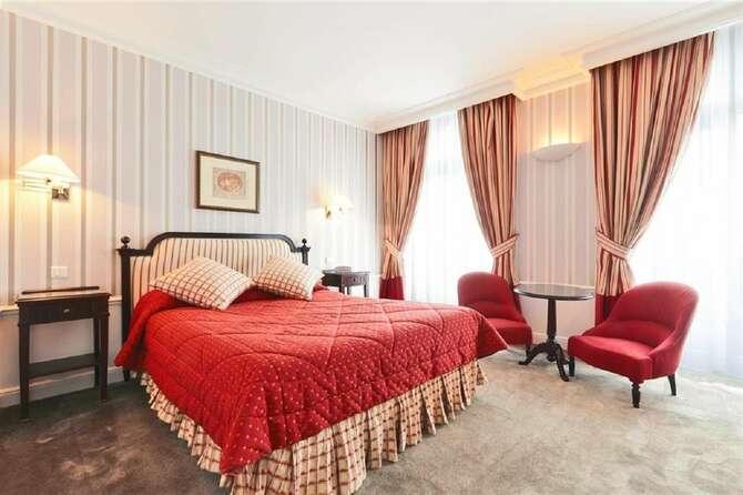 Golden Tulip Hotel Washington Opera Parijs
