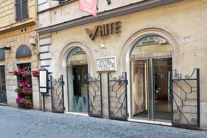 Hotel White Rome