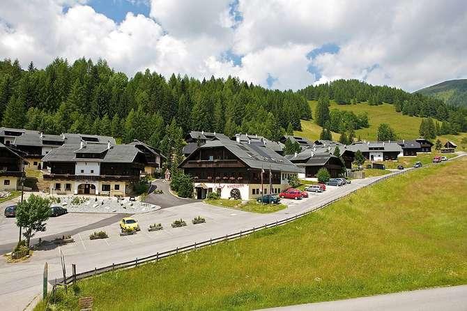 Vakantiepark Kirchleitn Sankt Oswald