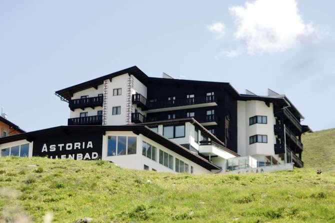 Hotel Astoria Kühtai