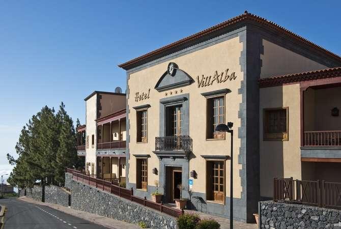 Hotel Spa Villalba Vilaflor