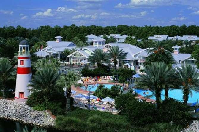 Disney's Old Key West Resort Lake Buena Vista