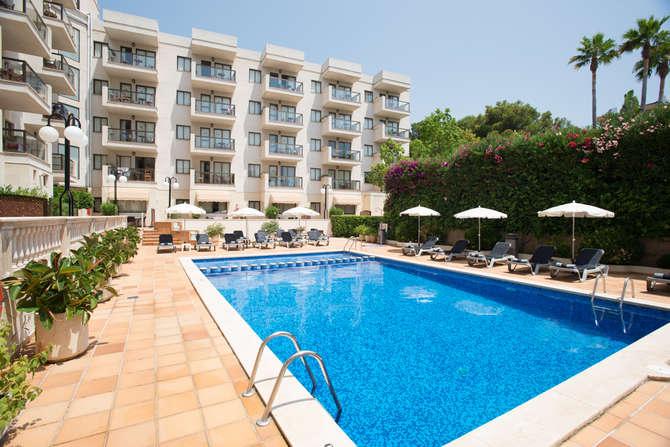 Appartementen Jade Playa de Palma