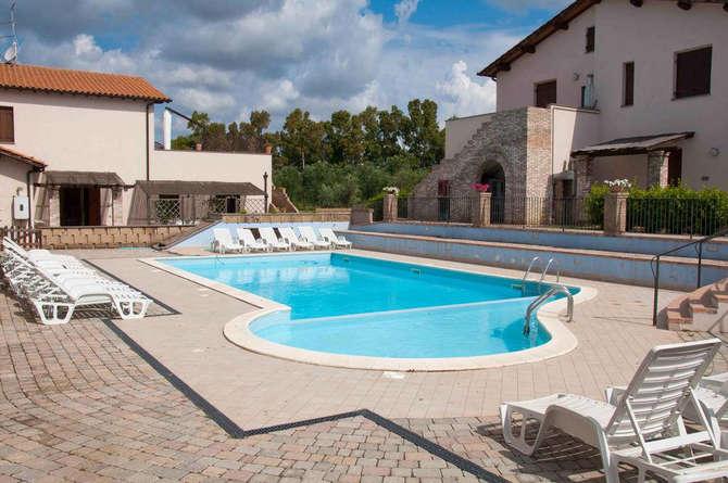 Appartementen Borgo Valmarina Follonica