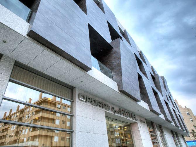 Eurostars Oporto Hotel, 3 dagen