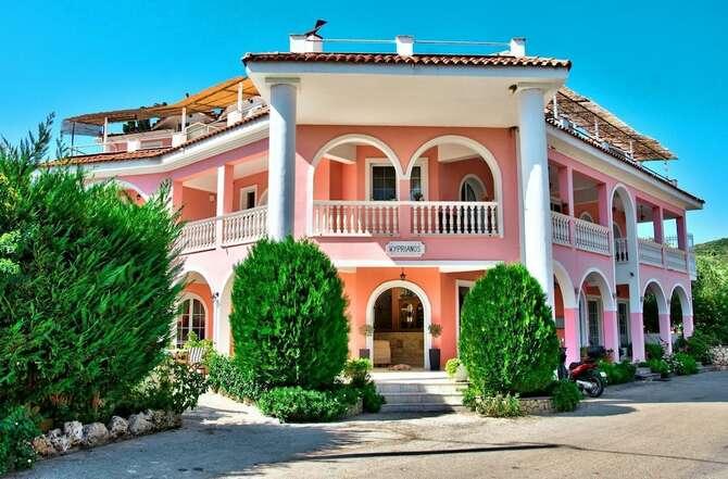 Appartementen Kyprianos Limni Keri