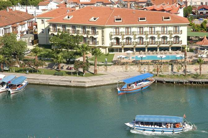 Dalyan Tezcan Hotel Dalyan