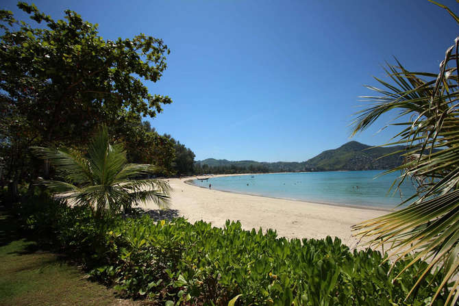 Novotel Phuket Kamala Beach Bang Tao Beach