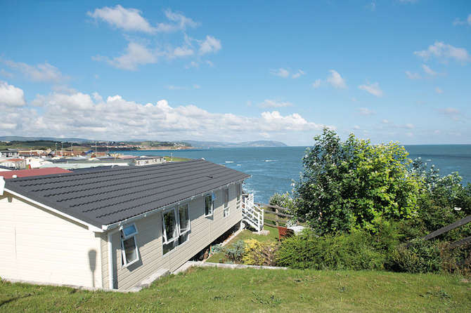 Doniford Bay Holiday Park Watchet
