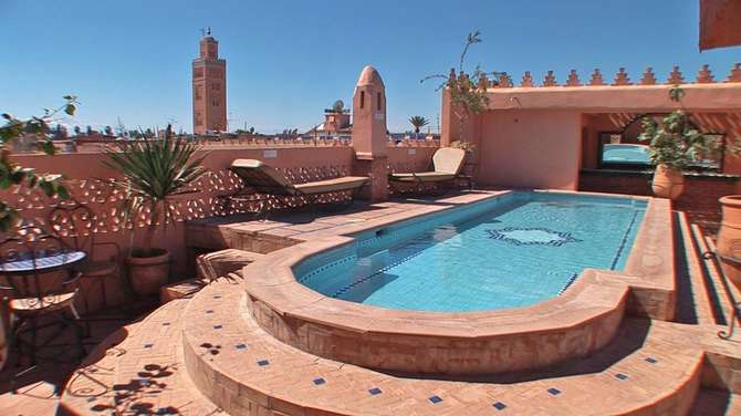 Riad Catalina Marrakech