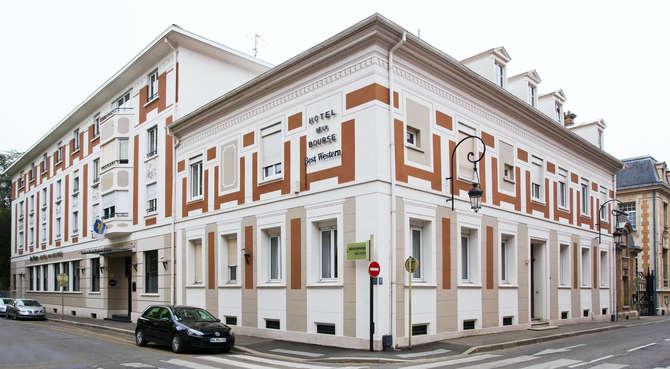 Best Western Hotel de la Bourse Mulhouse