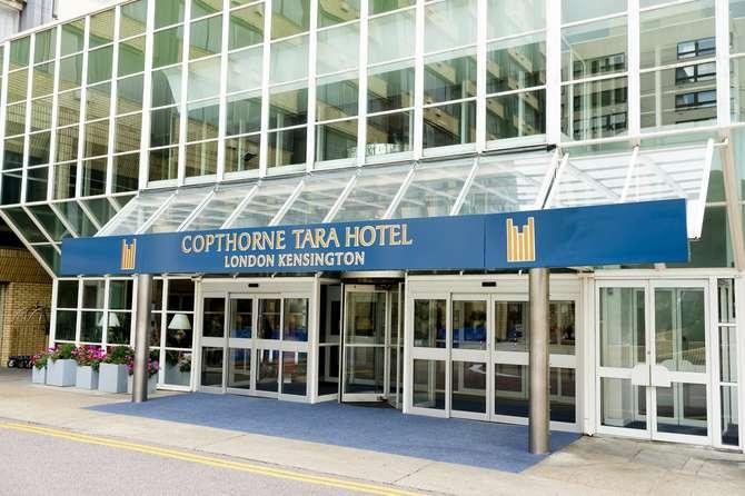 Copthorne Tara Hotel London Kensington Londen