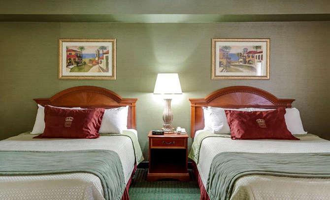 Monte Carlo Inn Vaughan Suites Vaughan