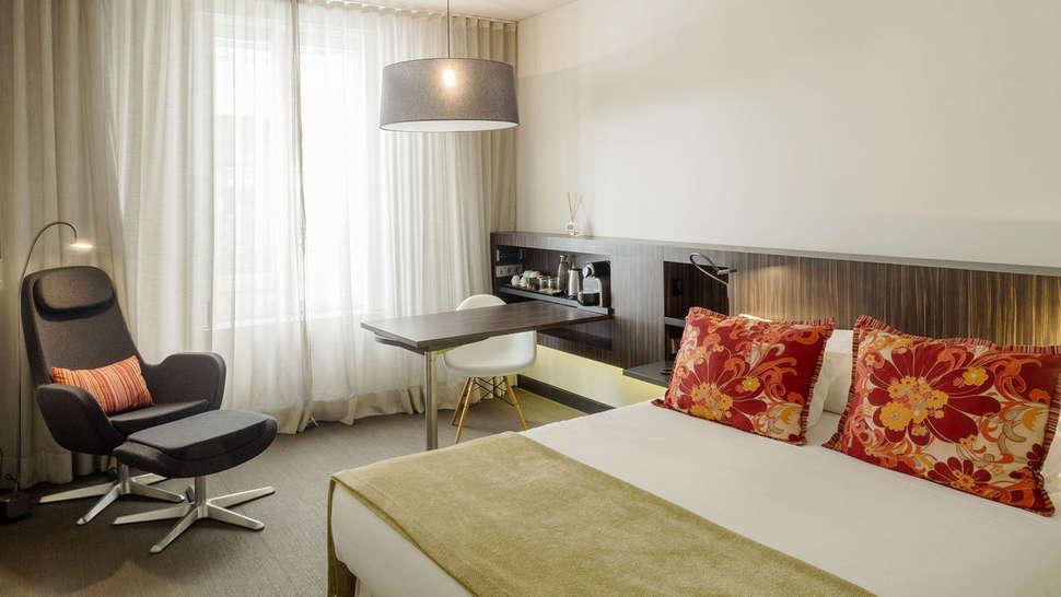 Inspira Santa Marta Hotel, 4 dagen