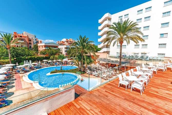Hotel Girasol Cala Millor