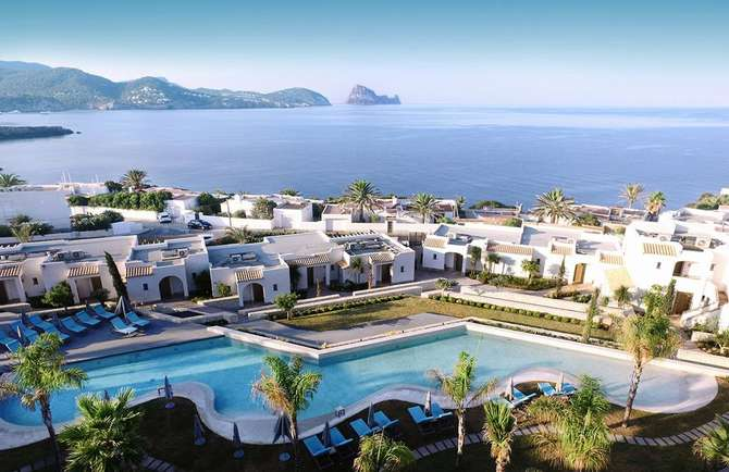 Seven Pines Resort Ibiza Cala Tarida