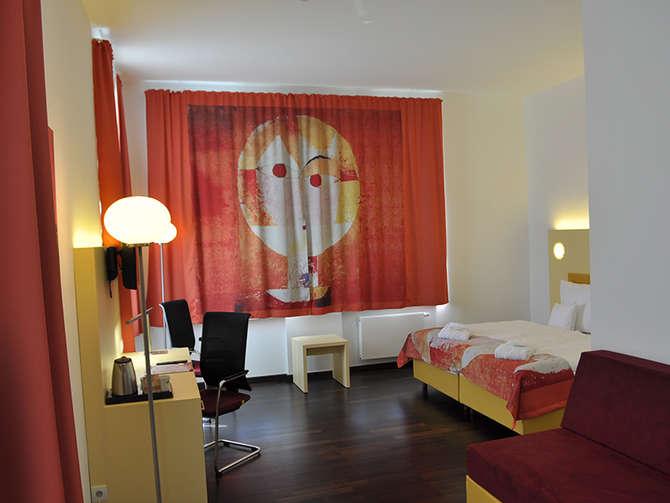 Wellness Hotel Klee Berlin Berlijn