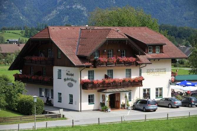 Hotel Weberhausl Sankt Wolfgang im Salzkammergut